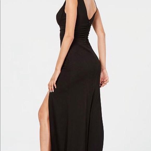 37e1c3577169 Emerald Sundae Dresses | Juniors Sweetheart Sideslit Gown | Poshmark